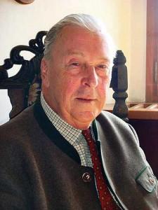 Otto-Philipp Schenk Graf von Stauffenberg
