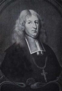 Fürstbischof Marquard Sebastian Schenk von Stauffenberg
