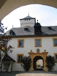 Tor zum Schlosshof